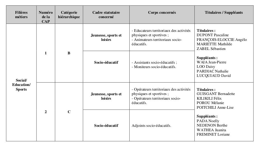 Représentants du personnel aux CAP du cadre territorial 2019-22 V3-p6